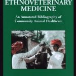 Book cover ethnoveterinary medicine annotated bibliography