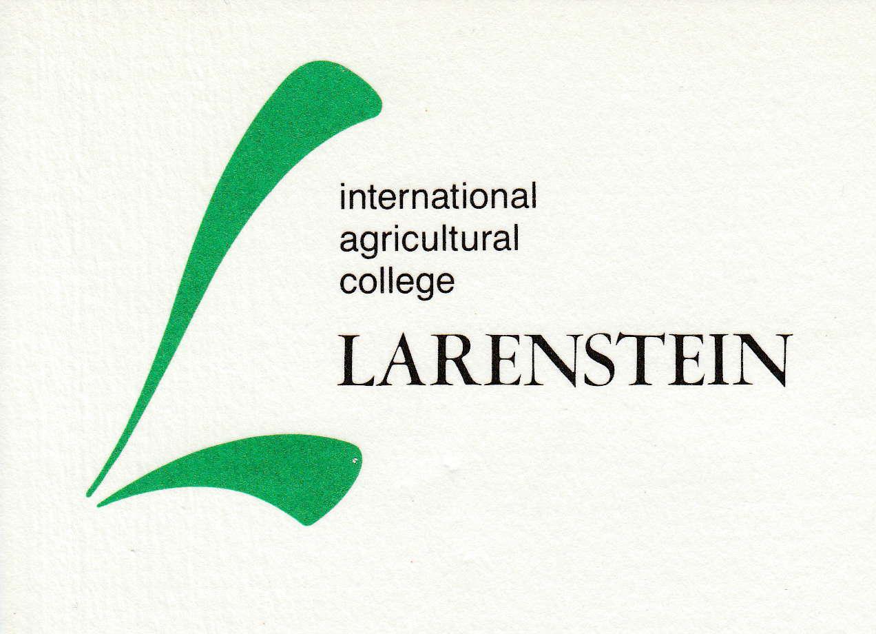 Larenstein logo