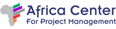 Africa center for project management logo